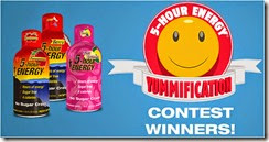 5-hour ENERGY Yummification Contest Results‏