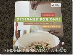 Designed for One by Nancy Hughes Review and Giveaway