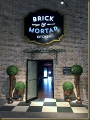 Brick & Mortar Kitchen – CLOSED