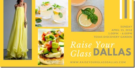 Raise Your Glass Dallas