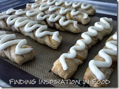 Pumpkin Pie Twists