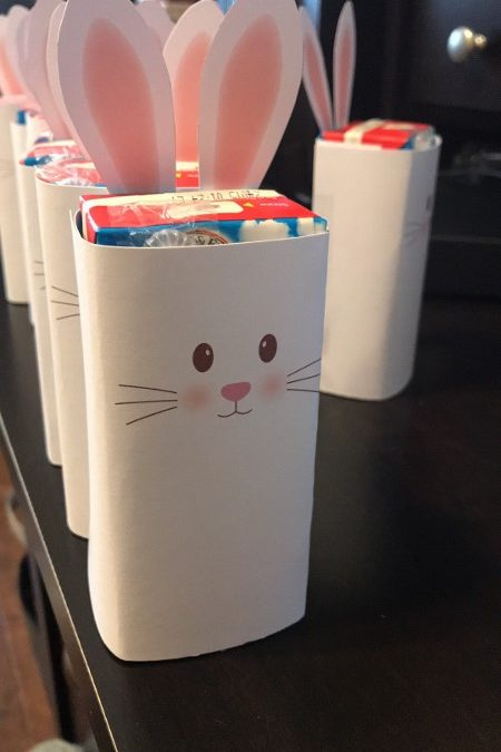 Bunny Juice Boxes