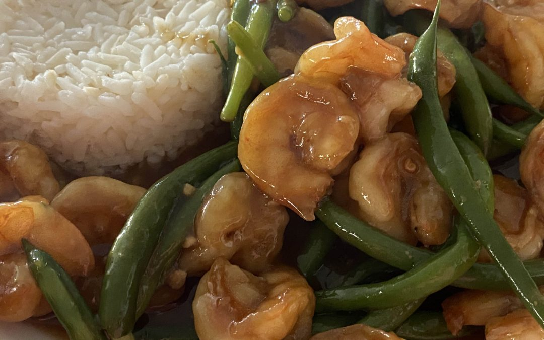 Sweet and Spicy and Green Bean Stir Fry