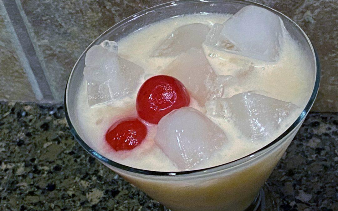 Coconut Mai Tai