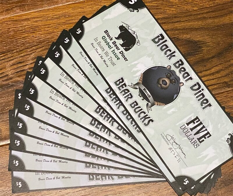 Black Bear Diner Review and Giveaway