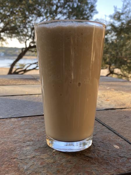 Keto Coffee Frappuccino (Starbucks Copycat)