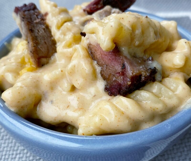 Brisket Mac and Cheese