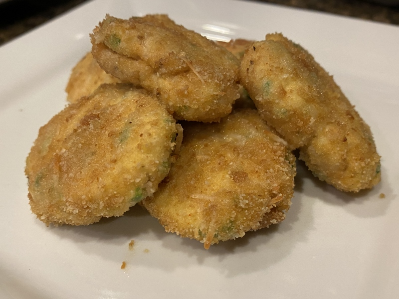 Jalapeno Popper Chicken Nuggets