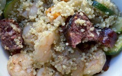Cajun Quinoa